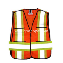 high light reflective safety vest