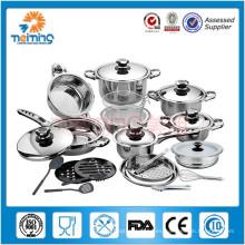 Inducción compatible Cookware / Cookware Sets / Italian Cookware