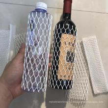 Горячие продажи пластиковых сеток для бутылок с большой сеткой