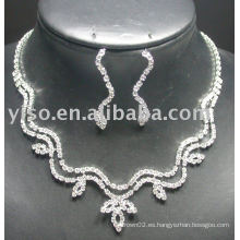 Conjuntos de collar nupcial