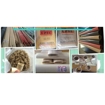 Goods high definition for CPVC Resin Pipes Cpvc Resin Chlorinated Polyvinyl Chloride export to South Korea Supplier