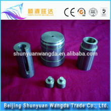 Lower Cost Custom Precision CNC Tungsten Carbide Parts Manufacturer