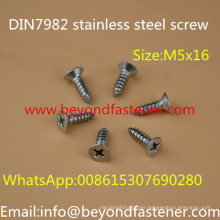 Self Tapping Screw 5X16 Screw Bolts