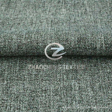 100% Poly Herringbone Linen Mini Matt Fabric for Formal Uniform, Sofa and Workwear (ZCRZ31380)