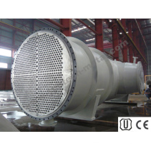 Fixed Tube Sheet Stainless Steel Chemical Industry Heat Exchanger