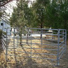 Valla de granja para ganado y caballo