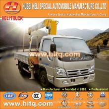 FOTON 4x4 2 Tonnen voller Antrieb 78hp LKW mit Kran zum Verkauf
