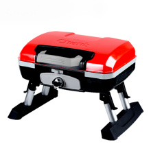 2016 New Design Portable Folding Gas BBQ Grill for Camping