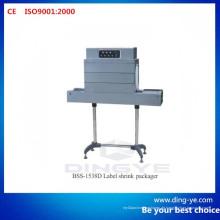 Etikettenschrumpfverpackungsmaschine (BSS-1538D)