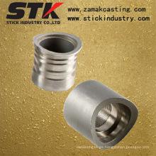 CNC de acero inoxidable girado piezas de mecanizado (STK-C-1028)