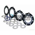 Rubber EPDM Coated PTFE/Teflon Sealing gasket