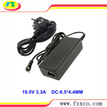 19.5V 3.3A  Dc Adapter for Sony