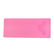 2021 china factory direct Biodegradable skillful manufacture custom print fitness natural yoga mat