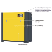 250KW rotary screw air compressor for drilling