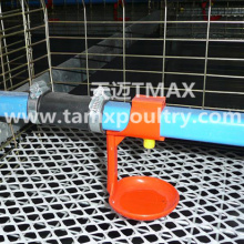 Automatic Nipple Drinking System For Broiler Cages