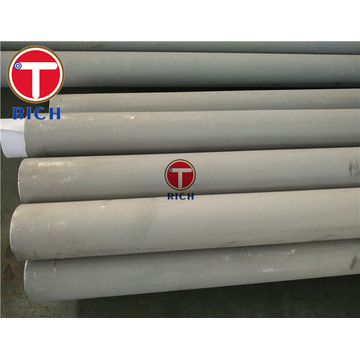 ASTM B167 Alloys Heat Resistant Stainless Steel Tube
