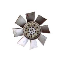 Le moule automatique adapté aux besoins du client de fan de lame en plastique de voiture de construction de Rational