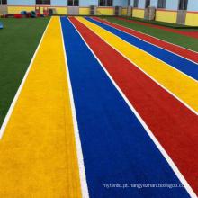 Relva artificial para pavimento multi desportivo exterior