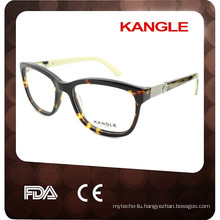 2017 New Designed Handmade Lady acetate optical glasses & eyeglasses