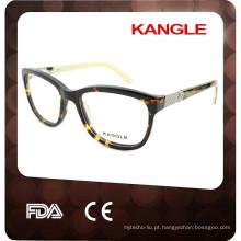 2017 Óculos e óculos ópticos de óculos novos feitos à mão Handmade Lady