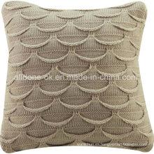 Moda masaje Knit Cushion Pillow Fabricante Proveedor en China