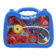 13pcs Doctor toys hospital play set