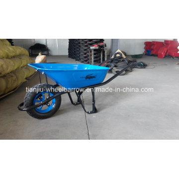 Carrinho de mão de roda resistente industrial (Wb6200)