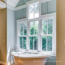 taille de la fenêtre pour les toilettes