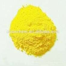 Pigmento amarillo 36 para pintura base solvente