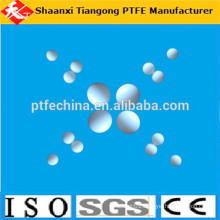 white plasctic ptfe balls for pump valve