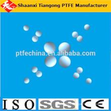 white plasctic ptfe balls for pump valve