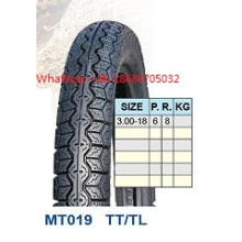 High Teeth Motorcycle Tyre 3.00-18