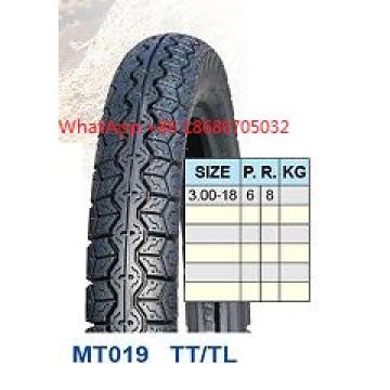 Высокая зубы мотоцикл шина 3,00-18