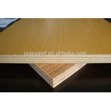 melamine laminated hpl plywood solid color faced hpl plywood