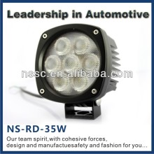 NSSC High Power Marine & Offroad 4300k Outdoor LED Work Light certified manufacturer with CE & RoHs