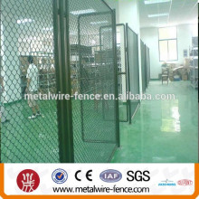 chain link temporary fence with clamps and posts for sale