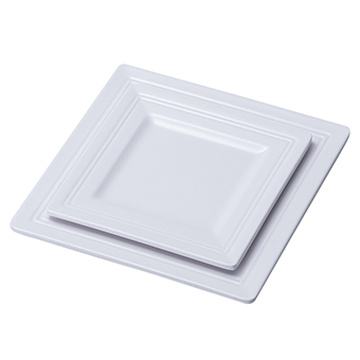 "100% 5""Melamine Tableware/Melamine Rectangle Plate/Dinner Plate (4132)"