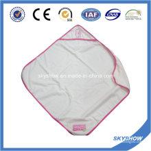 Broderie capuche serviette de bébé (sst1060)