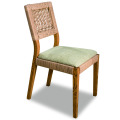 Leisure garden wooden table and chair