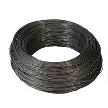 Gute Qualität billiger Preis Draht Produkt schwarz geglüht Draht