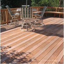 Cumaru Outdoor Deck Cubierta de suelo de madera