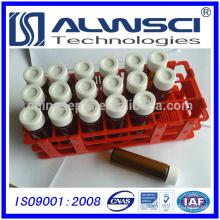 Rack de frasco de armazenamento de 40ml