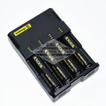 Intellicharger Nitecore I4 Charger for E-cig Battery