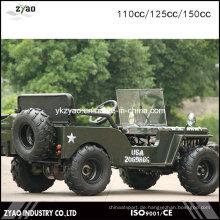 Gas / Diesel Treibstoff Mini Jeep mit Ce