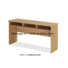 MFC mesa rectangular para sala de reuniones (FOH-TB14-C)