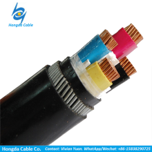 condutor de cobre fio de aço blindado xlpe isolado cabo de energia elétrica