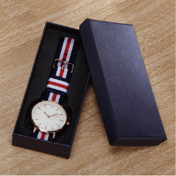 Grosir Offset Printing Kustom Luxury Paper Watch Box