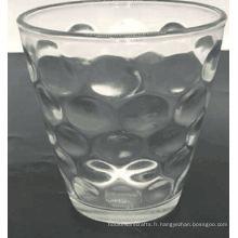 270ml échantillon gratuit en gros coupelles à gobelets eau stock de verre à boire à vendre