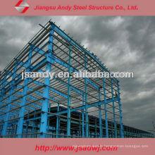 Conception et fabrication Atelier en acier à longue portée Atelier / toit d'entrepôt