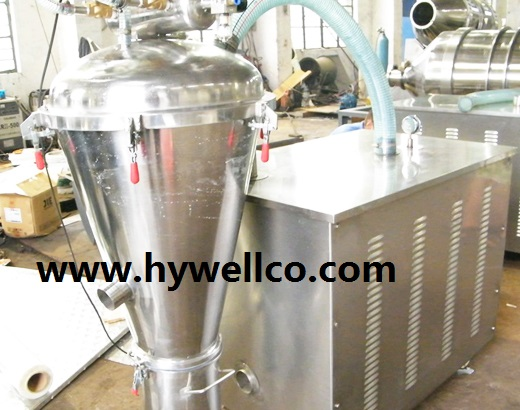Powder Mixer Conveyor